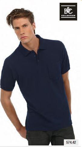 Polo Shirt mit Logo