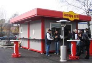 Gastronomie-Container