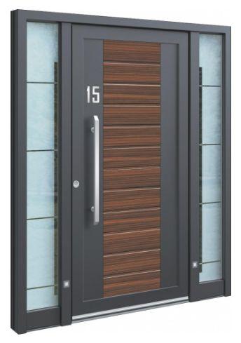 moderne Haustüren