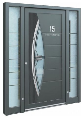 mit aluminium haust ren konfigurator ihre eigenen alu. Black Bedroom Furniture Sets. Home Design Ideas