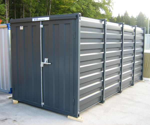 Materialcontainer mieten