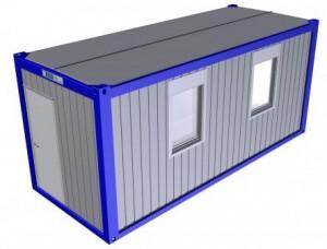 Wohnen in Containern