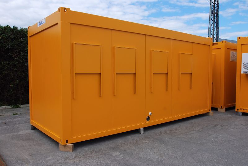 material container Rem