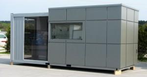 Baustellen Container Rem