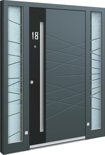 Aluminium Haustüren nach Maß