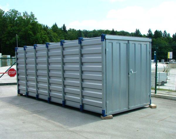 Container Größe