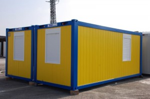 isolierte Container
