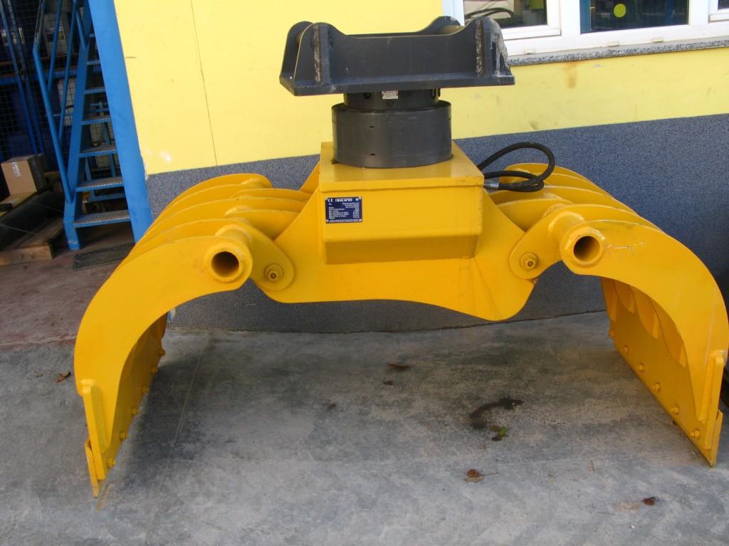 Hydraulikhammer Bagger