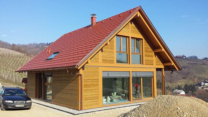 Modernes Fachwerkhaus – umweltbewusste Bauweise für jeden Bedarf