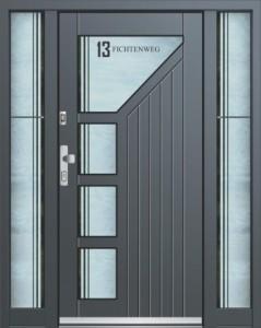 haust r aluminium haust r mit seitenteil oder glas nach ma gestalten alle zusammen. Black Bedroom Furniture Sets. Home Design Ideas