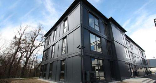 Modulgebäude Hersteller