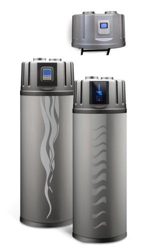 Brauchwasserwärmepumpe oder Boiler