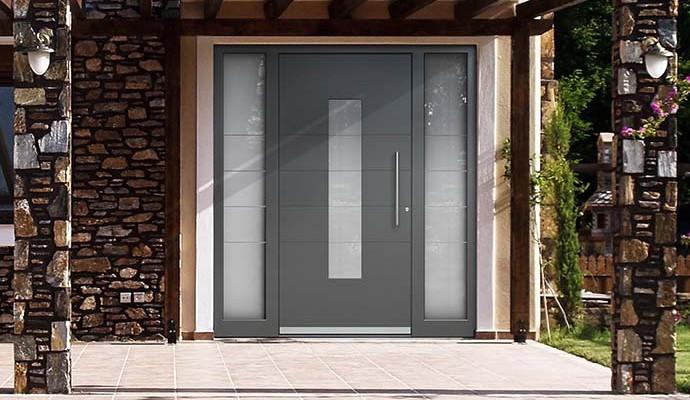 Sicherheit für Haustür Pirnar