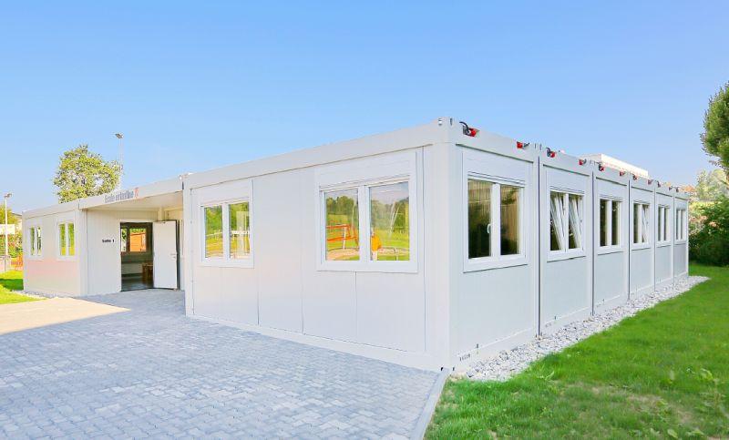 Modulares Gebäude