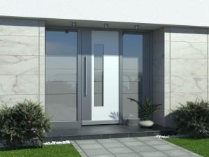 Aluminium Haustüren