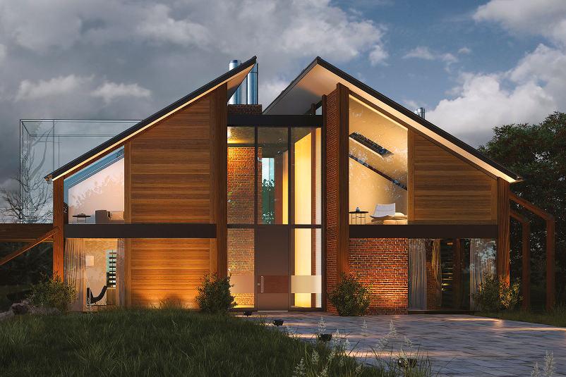 Aluminium Haustüren mit Seitenteil