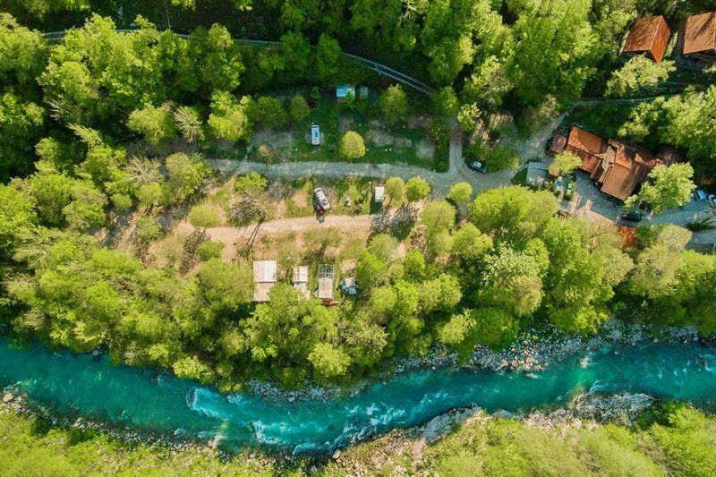 Soča Tal Camping