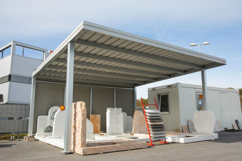 Carport bauen