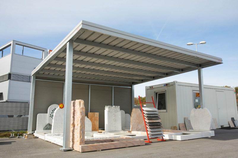 Carport bauen