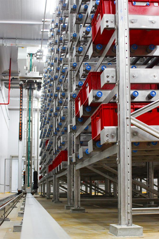 Logistiksysteme Anbieter Nieros für anspruchsvollste Anwendungen