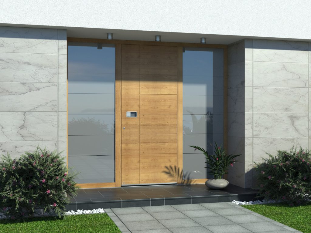 Moderne Haustüren Landhausstil