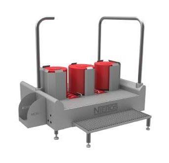 Sohlenreinigungsmaschine